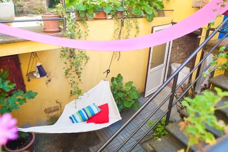 Nice Room with Patio and Terrace - Fiesole - House