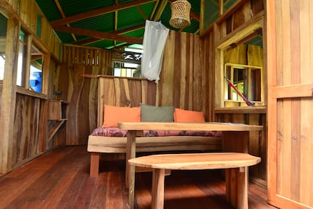 Up in the Hill - Pantai Cabin - Isla Bastimentos - Cabin