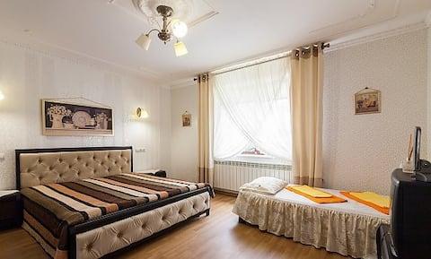 Sweet home in Lviv
