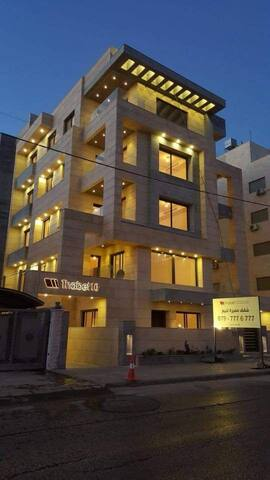 Furnished apartment for rent in DAIR GHBAR