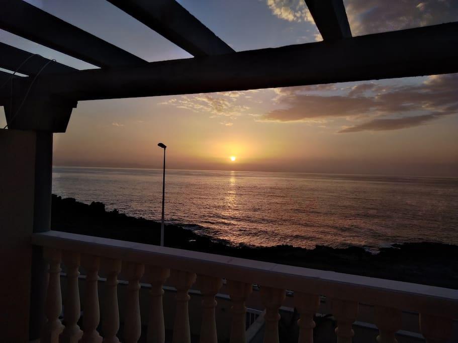 Bedroom Balcony Ocean View