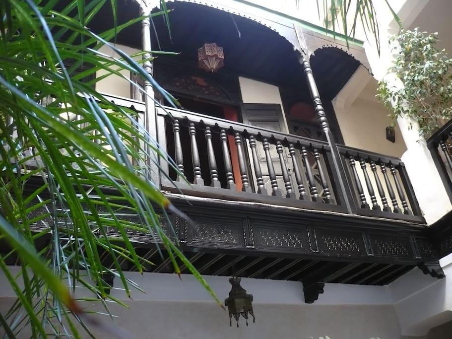 Galerie d'étage