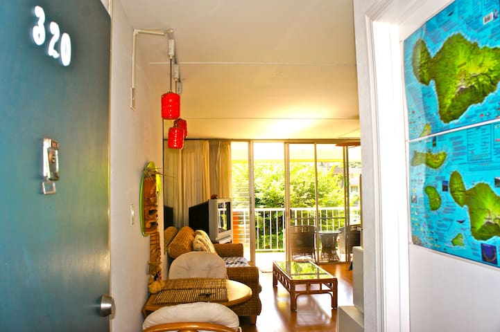 Private Studio condo South Maui - Kihei - Apartamento