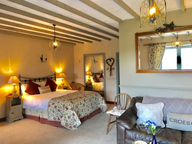 3   Y Beudy - Tyddyn du - Self Catering Suite