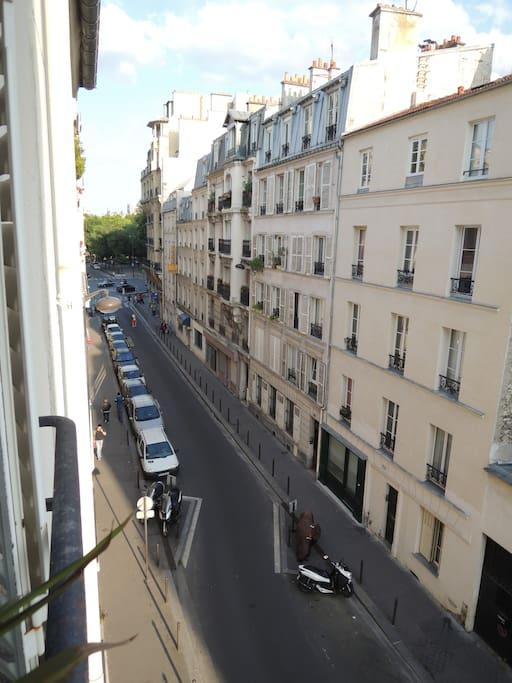 Appart cosy au c ur du 14e appartements louer paris - Salon grand voyageur gare montparnasse ...
