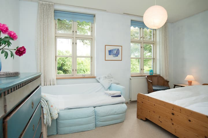 Den Gamle Skole (Light Blue Room, #3)