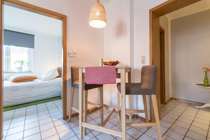 Gemütliches Kleinod in Dortmund - Dortmund - Apartemen