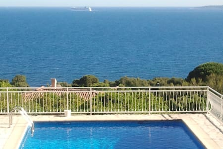 Exceptional Sea Views Les Issambres - Lägenhet
