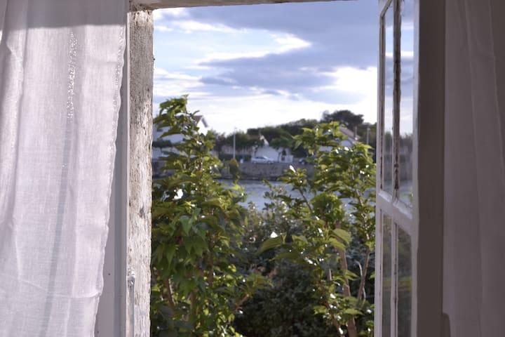 F3 bord de mer et jardin - en étage - Agde - Apartmen
