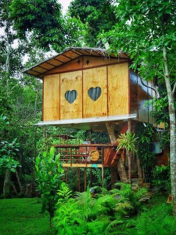 Treehouse - Phu Quoc - ツリーハウス