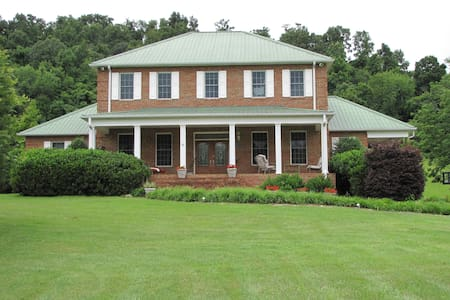 Country Get Away in Piney Flats, TN - Piney Flats - Hus
