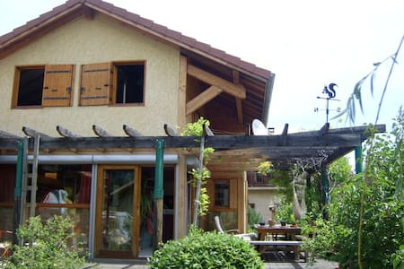 Chambre pour 2 personnes à Gap V - Arrondissement of Gap - Haus