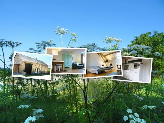 Vakantiewoning Maison La Berce in de Morvan - Montigny-en-Morvan - Srub