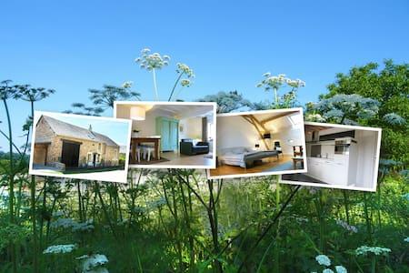Vakantiewoning Maison La Berce in de Morvan - Montigny-en-Morvan