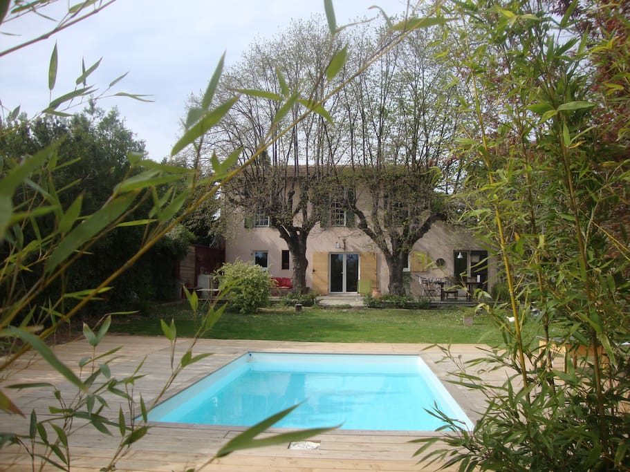 Chambre dans grande maison aixoise houses for rent in for Chambre d agriculture aix en provence