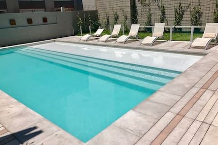 Luxury and Cozy Studio w/ Gym &Pool - Buenos Aires - Leilighet