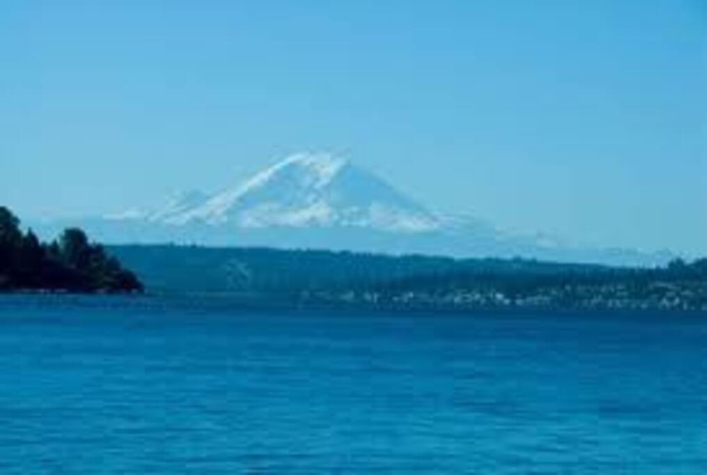 Lake Mountain City Views