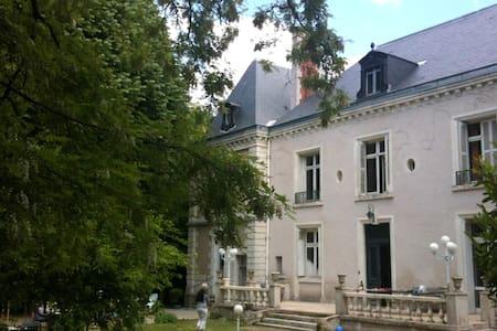 Have a break @ the Castle ;) - Joué-lès-Tours