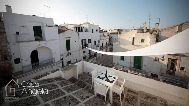Casa Angela Cisternino-Appartamento