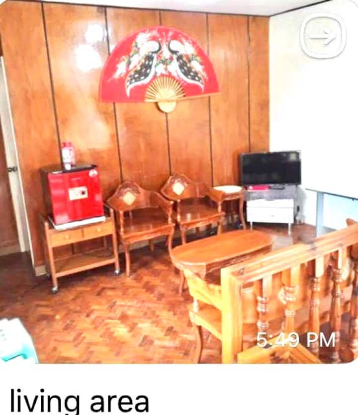 Baguio transient house nice view and privacy