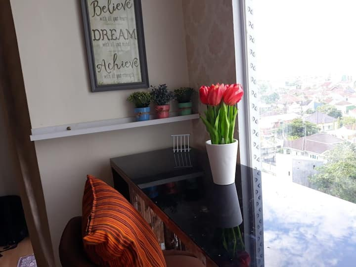 Apartment vidaview, cozy, nyaman, strategis