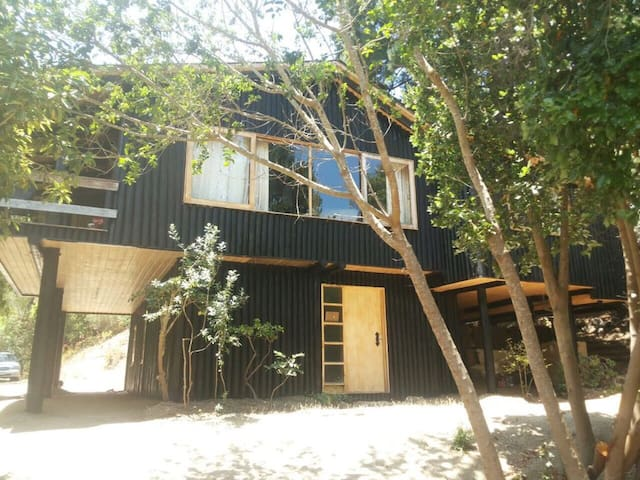 Casa Zapallar (a 150 mts de la playa)
