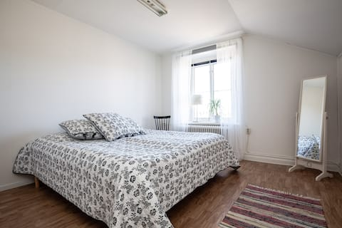 Rum för två på Villa Roxnäs