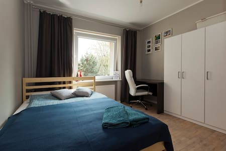Funkcjonalny pokój w centrum miasta - 弗羅茨瓦夫(Wrocław) - 公寓