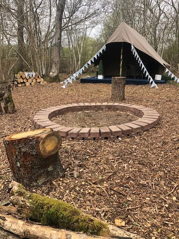 Colemans Park- Glamping and Camping Options