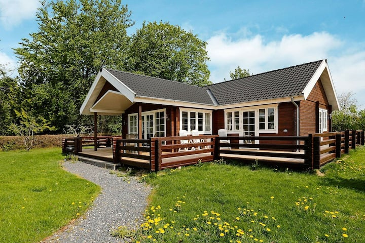 Quaint Holiday Home in Gilleleje with Sauna