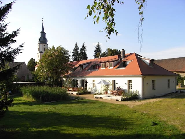 Gärtnerhaus Schloss Reinharz