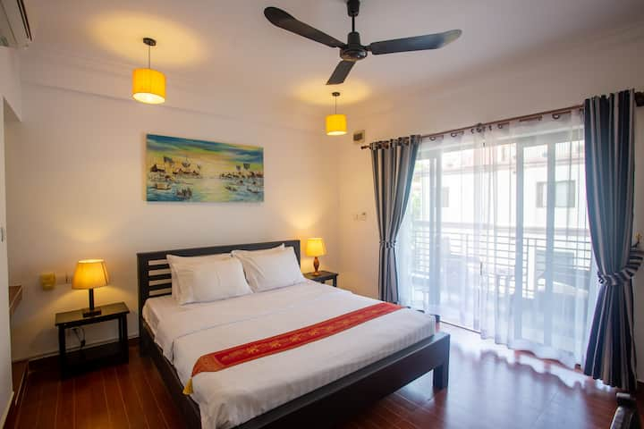 Angkor Relaxed Boutique Hotel @ 4 People