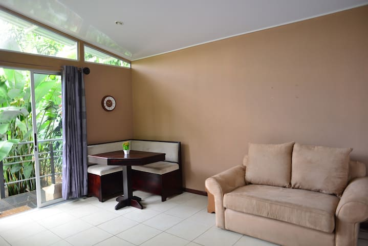 Coffee Retreat Casita - Palmares - Appartement