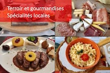 Fondue, macaronis ou soupe de chalet et jambon de la borne. Notre terroir est idéal pour découvrir la gastronomie suisse. Nous pouvons vous conseiller des adresses moins touristiques qu'à Gruyères pour goûter à ces spécialités.