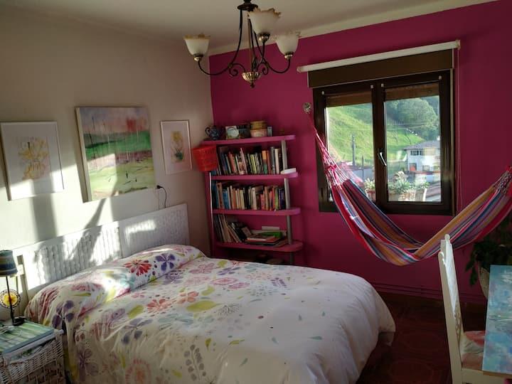 Habitación+opción guía y sesión terapéutica