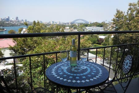Homely Comfort with a Stunning View - Balmain