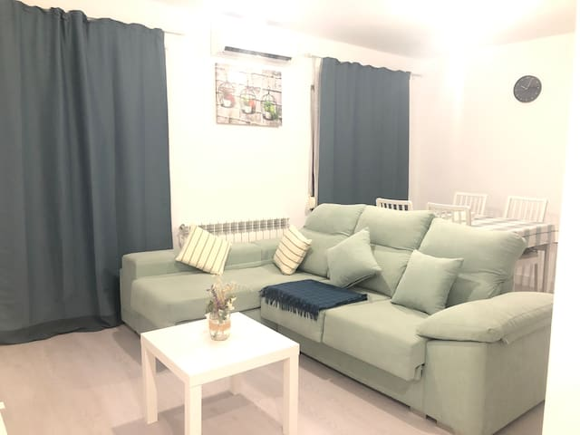 Charming apartment close to Zaragoza old centre