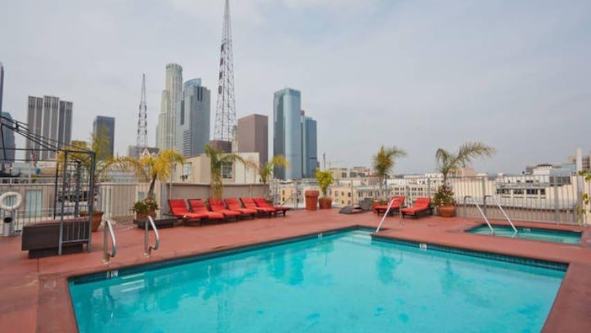 Modern New York-Style Loft in the heart of DTLA - Los Ángeles - Loft