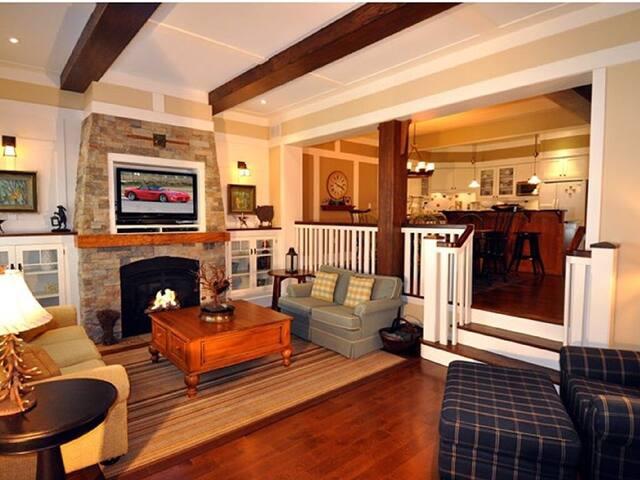 villa - great room