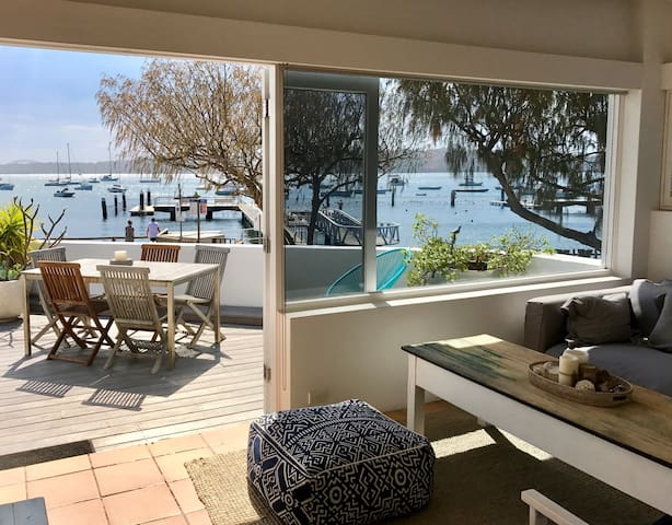 Waterfront Watsons Bay. You'll love it!