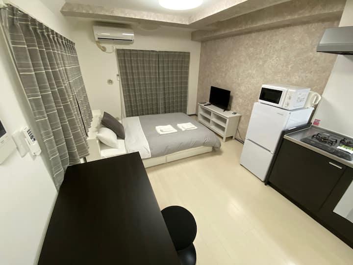 MyTokyoApt ~ White Terrace Multiple Rooms