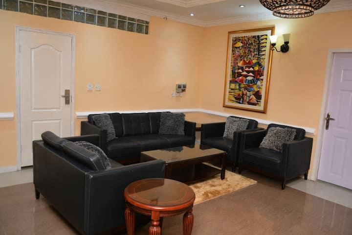 Aishar Residence Flat 2-B
