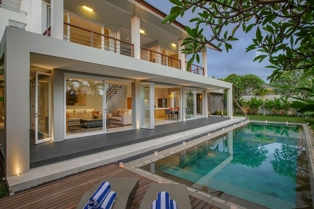 3 BR - Canggu (The Pool & Villa)