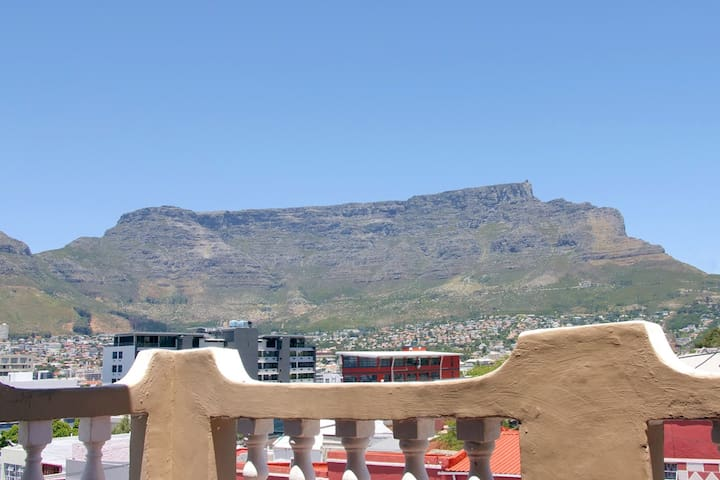 Beautiful Views in heart of Cape Town