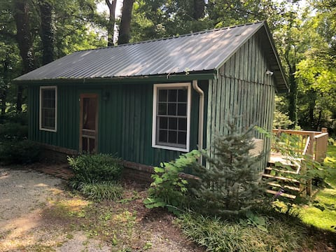 Cabin 111 - the best in location and comfort!