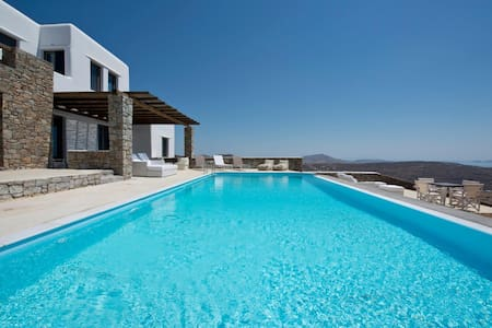 Luxury Suite Amalthia - Amallini complex - Mikonos - Appartement