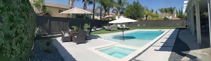Murrieta/Temecula  Palm Tree Oasis w/Pool & spa