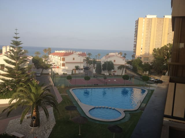 Roses apartment, 50m from the beach - El Campello - Condominio
