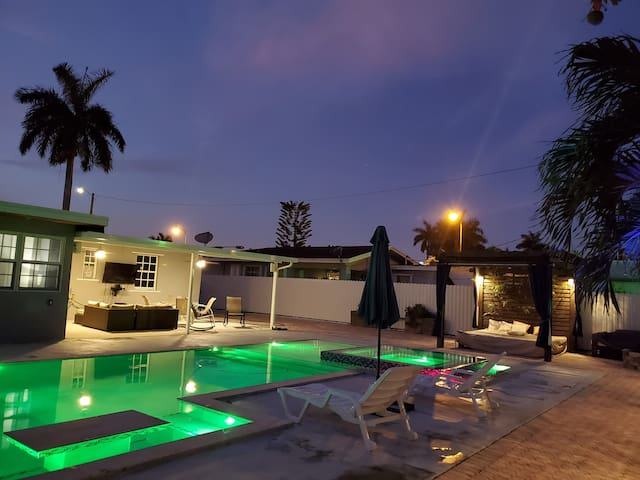 Your Miami Spectacular Private Pool Home