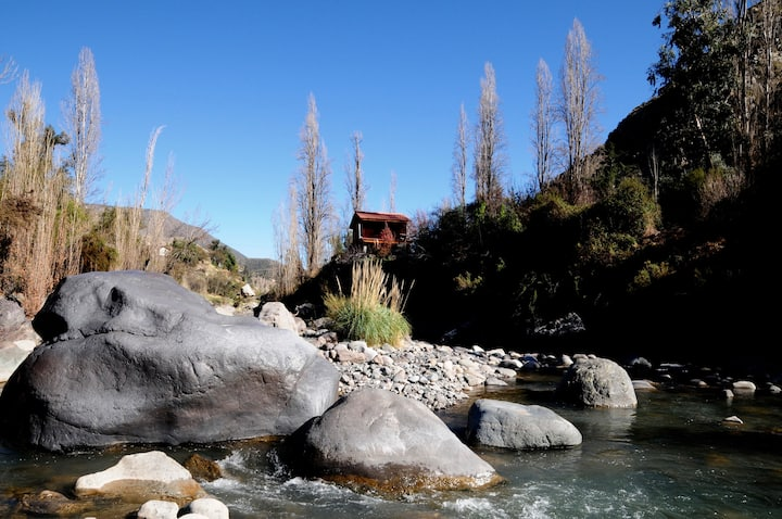 Countryside, Mountains & Riverside Retreat